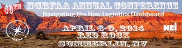 Besuchen Sie uns auf der NCBFAA 2014 in Summerlin, Nevada
