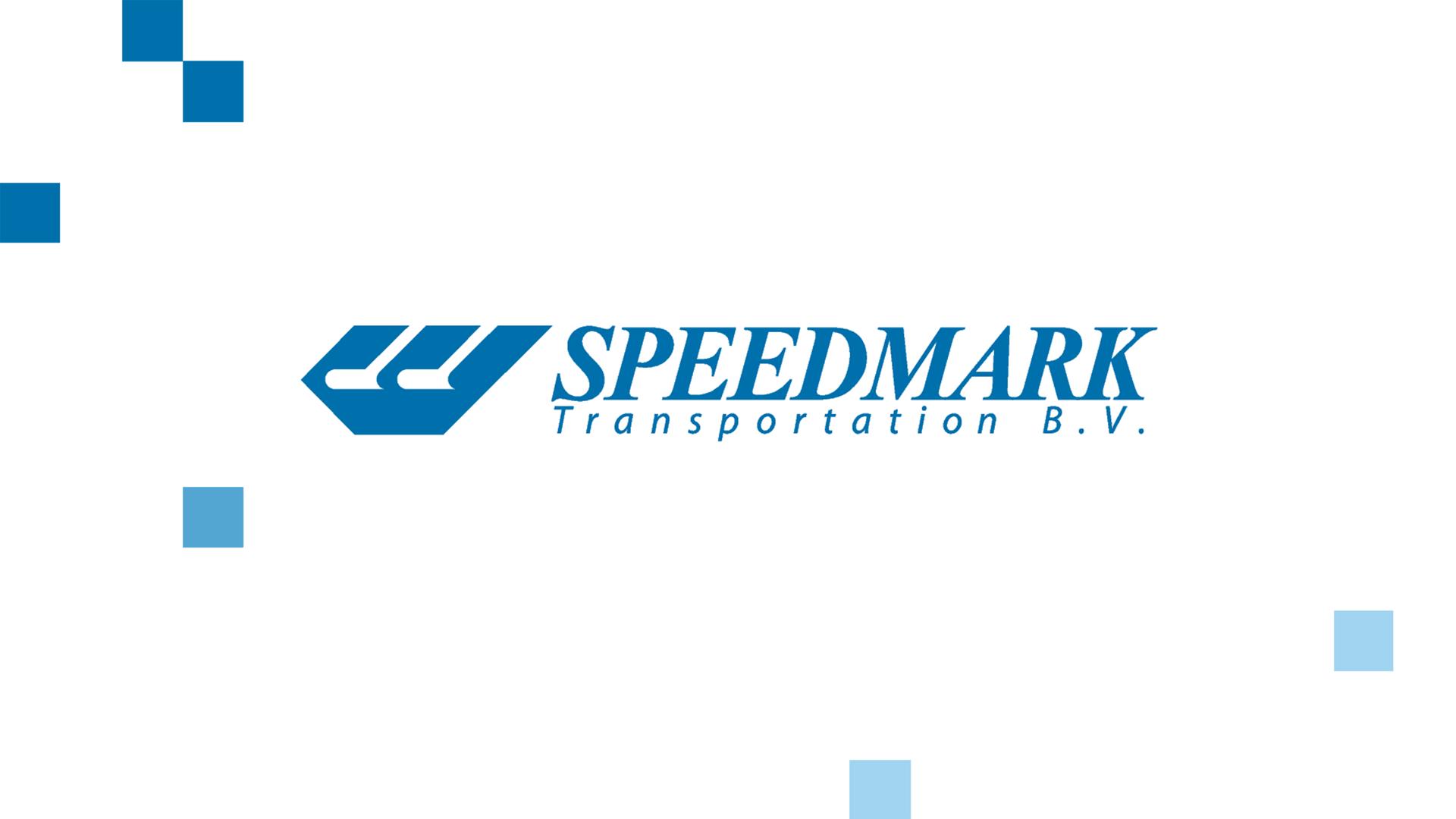 Speedmark Transportation logo