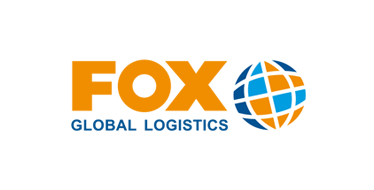 Logo Fox Global Logistics  374X190